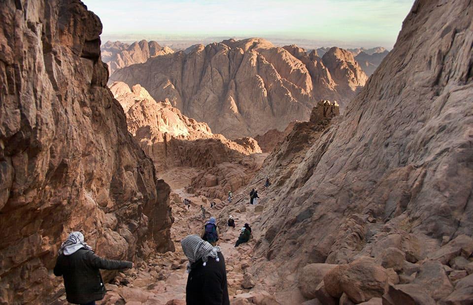 جبل موسى في مصر