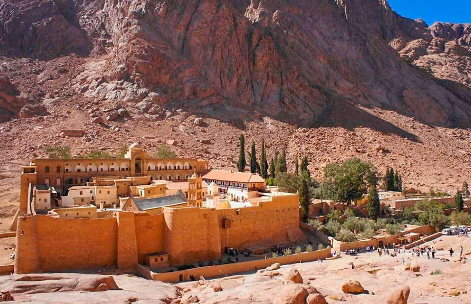 جبل موسى سيناء