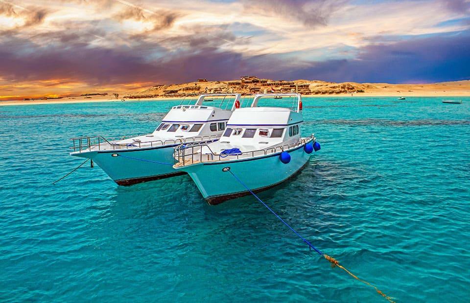 جزيرة تيران شرم